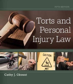 Torts and Personal Injury Law (Hardcover)