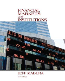 Financial Markets and Institutions (Hardcover)