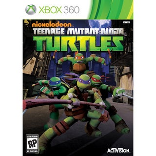Xbox 360 - Nickelodeon's Teenage Mutant Ninja Turtles