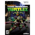 Wii - Nickelodeon's Teenage Mutant Ninja Turtles