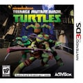 Nintendo 3DS - Nickelodeon's Teenage Mutant Ninja Turtles