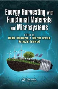 Energy Harvesting With Functional Materials and Microsystems (Hardcover)