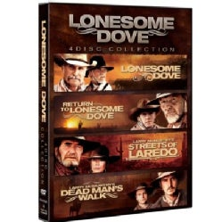 Lonesome Dove 4-Movie Collection