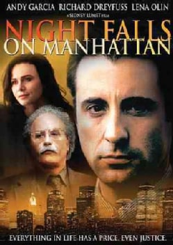Night Falls On Manhattan (DVD)