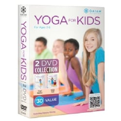 Yoga For Kids (DVD)