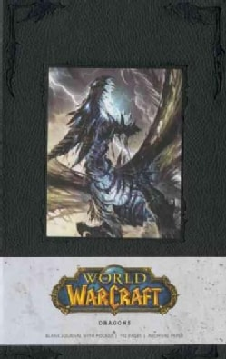 World of Warcraft Dragons Blank Journal (Large) (Notebook / blank book)
