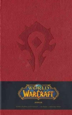 World of Warcraft Horde Blank Journal (Large) (Notebook / blank book)