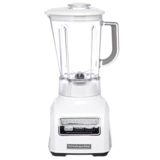 KitchenAid RKSB650WH White 5-speed BPA-free Pitcher Blender (Refurbished)