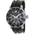 Nautica Men's Black Dial Calendar Watch