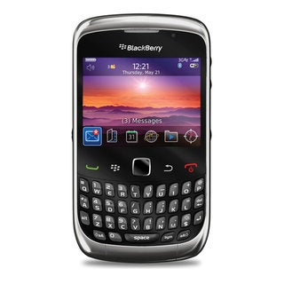 BlackBerry Curve 9300 GSM Unlocked OS 5 Cell Phone (Refurbished)