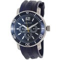 Nautica Men's Blue Dial Calendar Watch