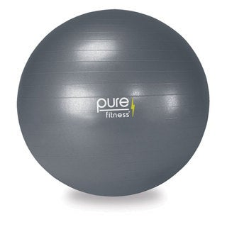Pure Fitness 75cm Fitness Ball with Pump