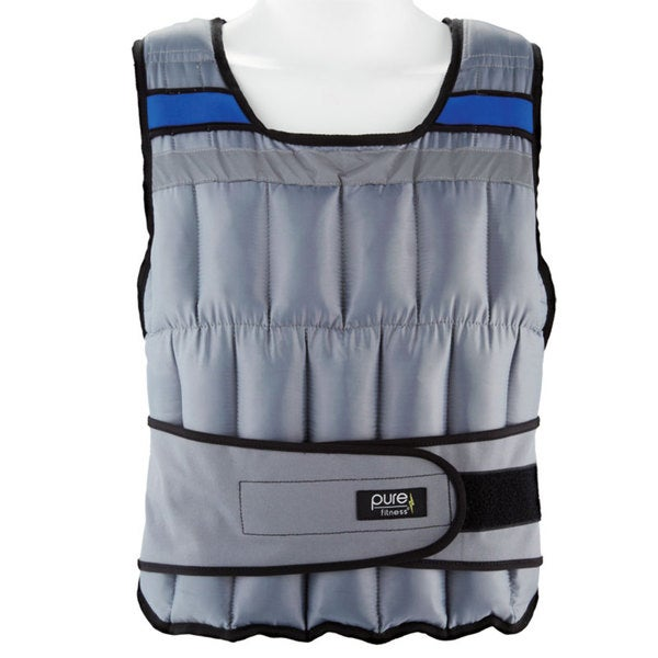 Pure Fitness 40lb Weighted Vest