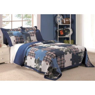 Ranger 3-piece Quilt Set