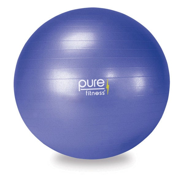 Pure Fitness 65cm Exercise Ball