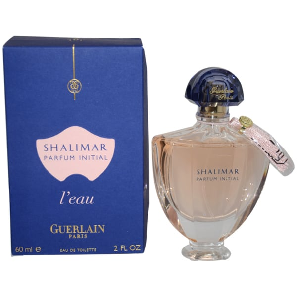 Guerlain Shalimar Parfum Initial Leau Women's 2-ounce Eau de Toilette Spray