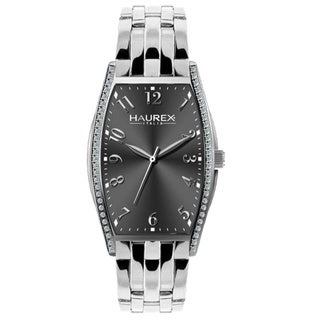 Haurex Italy Women's 'Ninfea' Crystal-accented Watch