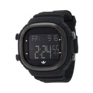 Adidas Men's 'Seoul' Black Digital Watch