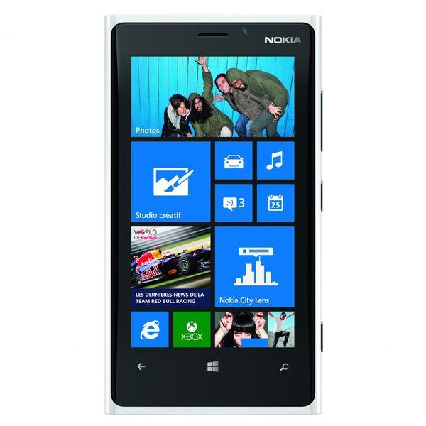Nokia Lumia 920 32GB GSM Unlocked Windows 8 Phone