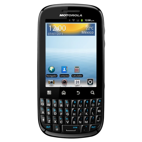 Motorola Spice GSM Unlocked Android Phone (Refurbished)