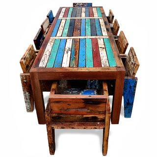 Ecologica Hacienda Oversized Dining Table