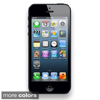 Apple iPhone 5 16GB Verizon / Unlocked GSM iOS 6 Phone