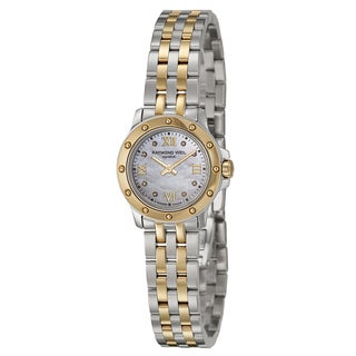 Raymond Weil Women's 5799-STP-00995 Two-Tone Stainless Watch