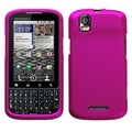 BasAcc Titanium Solid Hot Pink Phone Case for Motorola XT610 Droid Pro