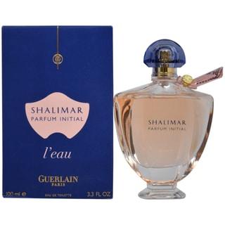 Guerlain Shalimar Parfum Initial Leau Women's 3.3-ounce Eau de Toilette Spray