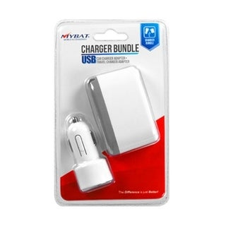 BasAcc Adapter Plus Travel Charger
