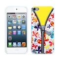 BasAcc Butterfly/ Zipper Candy Skin Case for Apple iPod touch 5