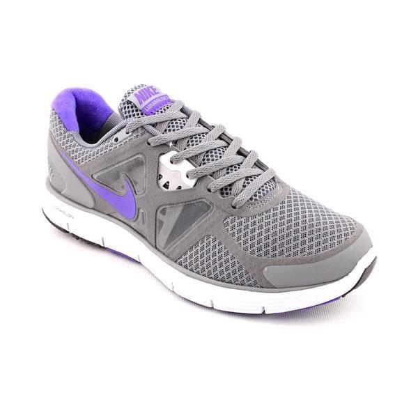 Nike Women's 'Lunarglide+ 3' Synthetic Athletic Shoe