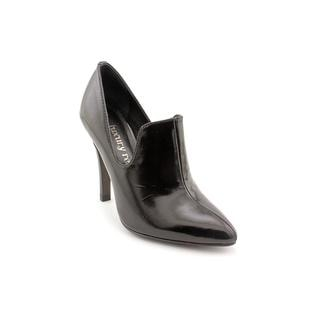 Luxury Rebel Women's 'Kenny' Black Leather Dress Shoes