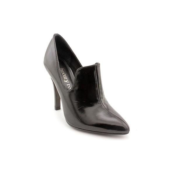 Luxury Rebel Women's 'Kenny' Black Leather Dress Shoes