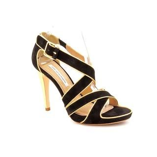 Diane Von Furstenberg Women's 'Jodi' Leather Sandals