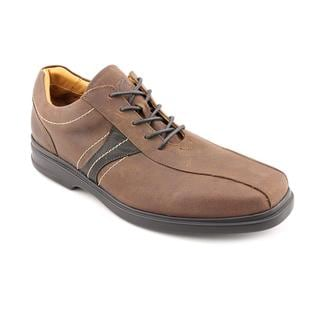Neil M Men's 'Engineer' Leather Casual Shoes - Narrow