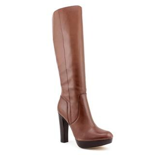 Michael Kors Women's 'Lesly Boot' Leather Boots (Size  7 )