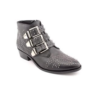 Bronx Women's 'Rested Up' Leather Boots