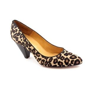 Bettye Muller Women's 'Colt' Animal Print Dress Shoes