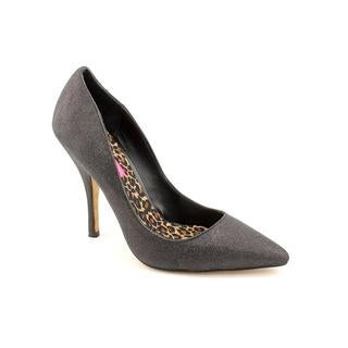Betsey Johnson Women's 'Ice' Man-Made Dress Shoes
