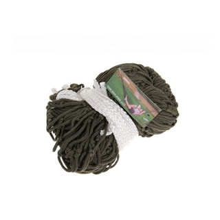 Army Green Nylon Mesh Portable Hammock