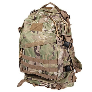 Waterproof Military CP Combat Tactical Backpack