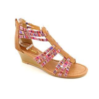 Madden Girl Women's 'Bizzyy' Fabric Sandals