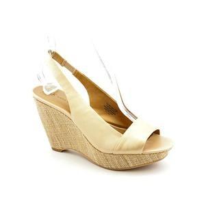 Anne Klein AK Women's 'Fortuna' Leather Dress Shoes