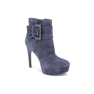 Via Spiga Women's 'Demetra' Leather Boots - Blue
