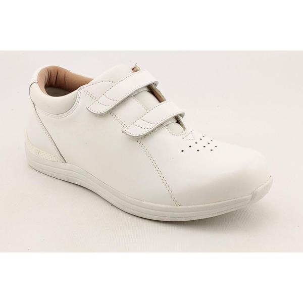 Drew Women's 'Lotus' Leather Athletic Shoe - Narrow (Size 6 )