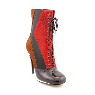 Fendi Women's 'Tronchetto' Leather Boots