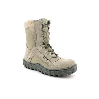 Rocky Men's 'S2V Steel Toe' Regular Suede Boots