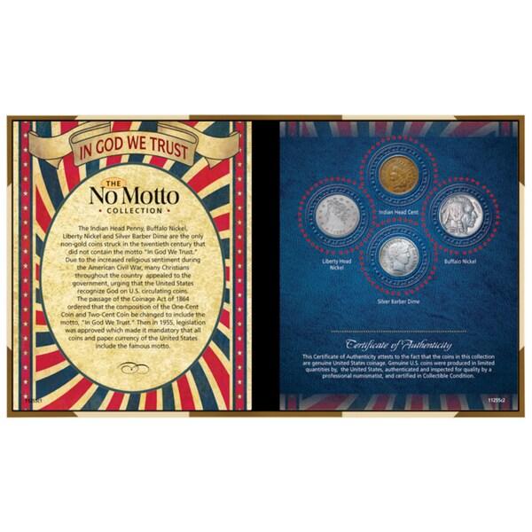 American Coin Treasures No Motto Collection