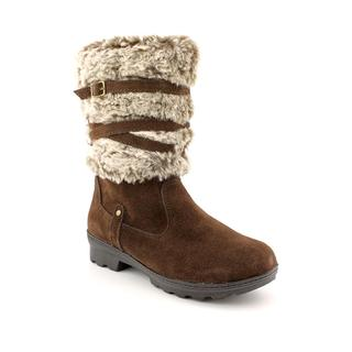 White Mountain Women's 'Downeaster' Regular Suede Boots (Size 8.5 )